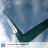 4-43.20mm Tempered Laminated Glass