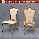 Elegant Classic Stainless Steel Wedding Furniture Set Yc-Zs27