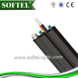 8 Cores FTTH Drop Cable with Self-Supporting Messenger
