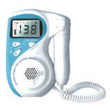 Hospital LCD Display Hand-Held Pocket Doppler