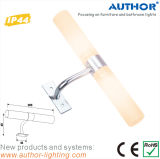IP44 Halogen Bathroom Wall Lighting with Cylinder Frosted Glass Shade 2*25W or 2*40W 6531