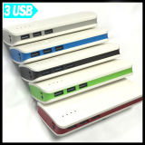 Travel Rechargeable 15000mAh Mobile Phone Power Bank Portable Battery Pack Charger