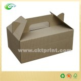 Tuck Flap Folding Cartons with Handle (CKT-CB-417)