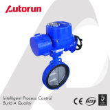 Explosion Proof Electric Butterfly Valve with Modulating Function