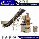 Automatic Colored Clay Brick Machine with Guarantee