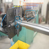 Stainless Steel Stripwound Interlock Hose Making Machine
