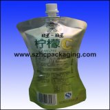 Juice Packing Spout Pouch /Bag