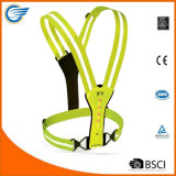 High Visibility Luminous Flash LED Vest