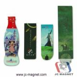 High Quality PVC Magnetic Bookmark