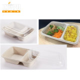 Compostable Disposable Bagasse Fast Food Container