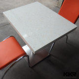 Hotel Coffee and Restaurant Marble Stone Dining Table