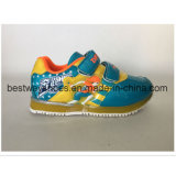 Baby Shoes Chirldren Shoe with Mirror Leather