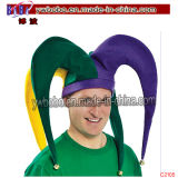 Party Decoration Hats Giant Mardi Carnival Hat Business Gift (C2105)