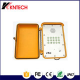 Waterproof Loudspeaker Phone with Silicone Keypad Knsp-13mt Jp3 Kntech