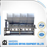 Vibrating Fluidized Bed Dryer for Sugar