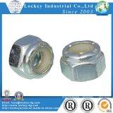 DIN985 DIN982 Nylon Insert Hex Lock Nut Nylon Lock Nut