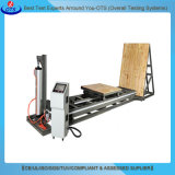 PLC Touch Screen Controlled Paperboard Package Incline Impact Strength Tester