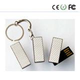 Custom Logo Metal Mini USB Flash Drive 4GB8GB16GB32GB128GB Pendrive