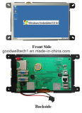 Embedded Win CE OS 8 Inch Touch Screen PC