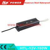 12V-150W Constant Voltage Aluminum Shell Waterproof LED Power Supply
