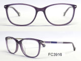 Handmade High Quality for Lady Acetate Optical Frame Eyewear