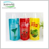 High Quality Sports Foldable Plastic Water Bottle