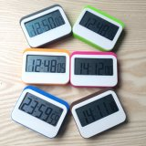 with Clock Silicon 24 Hours Timming Countdown Timer Counter