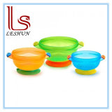 Children Stay Put Suction Bowl, 3 Count Promotion Gifts