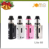 2017 New Product Jomo Wholesale Authentic Lite 60 Tc Ultra 60 Tc Rdta Vape VV VW Box Mod Good Quality