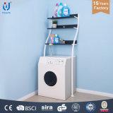 Double Bar Washing Machine Shelf