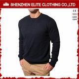 Fashion Blank Casual Men′s Cotton Fleece Sweatshirt (ELTSTJ-784)