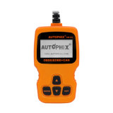 Orange Color Autophix Om123 OBD2 Eobd Can Hand-Held Engine Analyzer Code Reader Auto Scan Tool Automotive Scanner