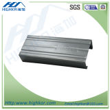 C and U Slotted Perforated Galvanized Shaped Steel Profile Strut Channel
