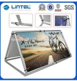 Outdoor Aluminum Poster Board Stand