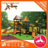 New Design Kids Outdoor Zone Playground Set Plastic Toy