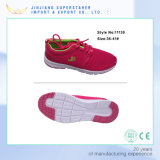 Simple Light Footed EVA Outsole Women Casual Shoes
