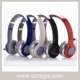 LED Light Stereo Wireless Bluetooth Headset Headphone