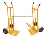 Ht1823 Hand Truck Manufacturer Heavy Duty Hand Trolley