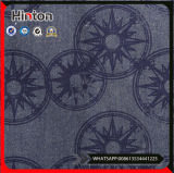 High Quality Best Price Cotton Custom Printed Denim Fabric