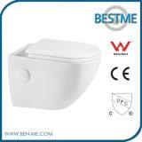 P-Trap 180mm Wall-Hung Toilet (BC-1019D)