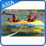 Inflatable Donut Boats for 4 Persons, Inflatabel Towable Water Donut Boats