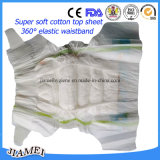 Soft Surface Diaposable Baby Diaper with Economic Price