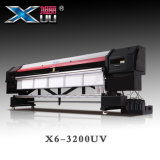 Large Format 3.2m Ep Dx5 (3PL) Printhead Roll to Roll UV Inkjet Printer with High Stability-Xuli Digital Inkjet Printer