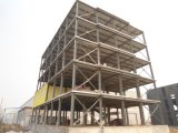 Prefarbricated Steel Structure Domitory Building