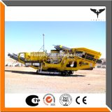 Quarry Production Line Mobile Cone Crushing Plant