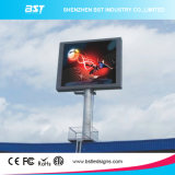 P8 High Resolution Outdoor Full Color Advertising LED Video Display