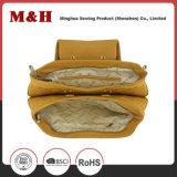 PU Women Shoulder Bag Women Yellow Color Bags
