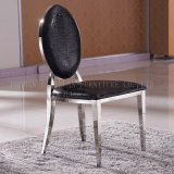 Reasonable Price and Good Quality Simple Black Restaurant Chair