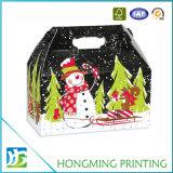 Custom Paper Cardboard Christmas Gable Box