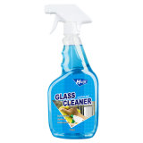 Family Use Glass Window Cleaner Natural & Streak-Free Household Windows Liquid Cleaner